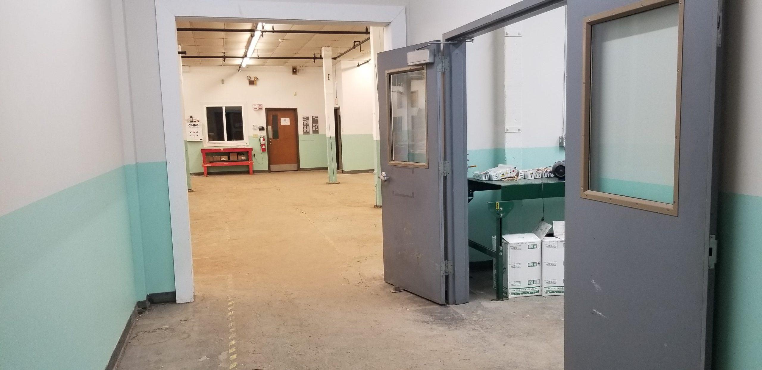 Bldg. 609 Production Office Area