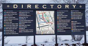 Skyway Industrial Park Directory